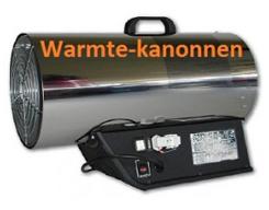 Warmte-kanonnen