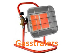 Gasstralers